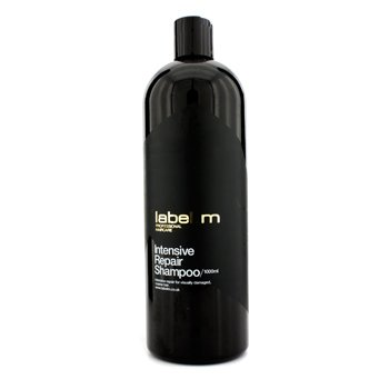 Label.M Intensive Repair Shampoo (Intensive Repair For Visually Damaged, Coarse Hair)
