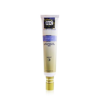 ROC Retinol Correxion Sensitive Night Cream (Sensitive Skin)