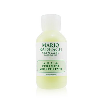 Mario Badescu A.H.A. & Ceramide Moisturizer - For Combination/ Oily Skin Types