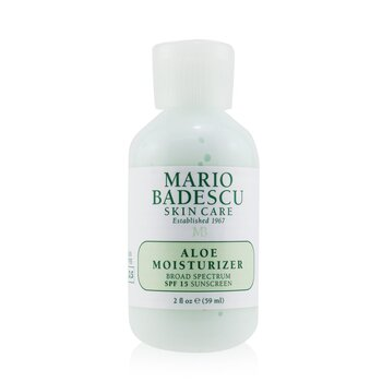 Mario Badescu Aloe Moisturizer SPF 15 - For Combination/ Oily/ Sensitive Skin Types