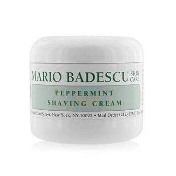 Mario Badescu Peppermint Shaving Cream