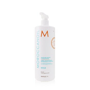 Moroccanoil Moisture Repair Conditioner - For Weakened and Damaged Hair (Salon Product)