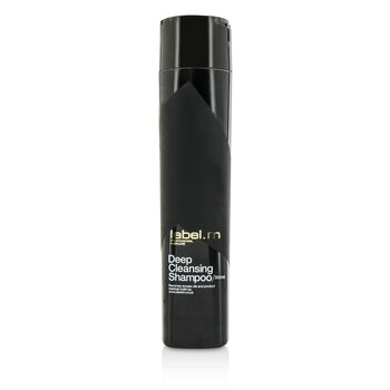 Label.M Deep Cleansing Shampoo (Removes Excess Oils and Product Residual Build-Up)