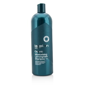 Label.M Organic Moisturising Lemongrass Shampoo (Calming Daily Hair Cleanser For All Hair Types)