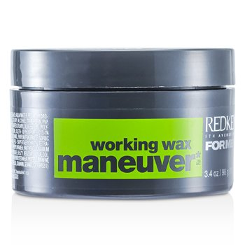 Men Maneuver Working Wax