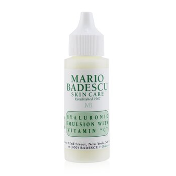 Mario Badescu Hyaluronic Emulsion With Vitamin C - For Combination/ Dry/ Sensitive Skin Types