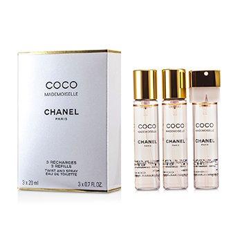 Chanel Coco Mademoiselle Twist   Spray Eau De Toilette Refill ... 3d080c020