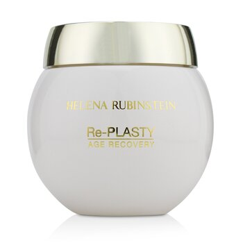 Helena Rubinstein - Re-Plasty Age Recovery Skin Soothing Repairing Cream - 50ml/1.76oz My Spa Life Under Eye Treatment, Gold Shimmering , 6 Ct