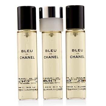 Bleu De Chanel Eau De Perfume Refillable Travel Spray Refill Reviews