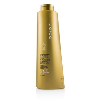 Joico K-Pak Clarifying Shampoo - To Remove Chlorine & Buildup (Cap)