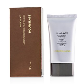 HourGlass Immaculate Liquid Powder Foundation - # Natural