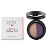 Laura Geller Baked Color Intense Shadow Duo - # Slate/Plum