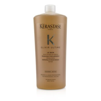 Kerastase Elixir Ultime Le Bain Sublimating Oil Infused Shampoo (Dull Hair)