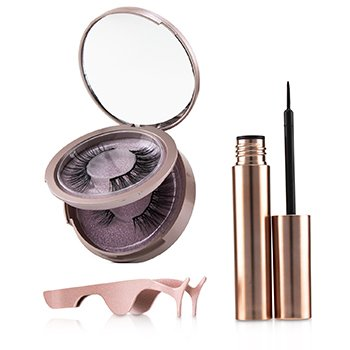 Magnetic Eyeliner & Eyelash Kit - # Attraction