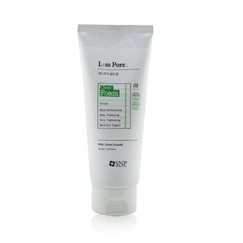 SNP SNP Less Pore Clean Foam
