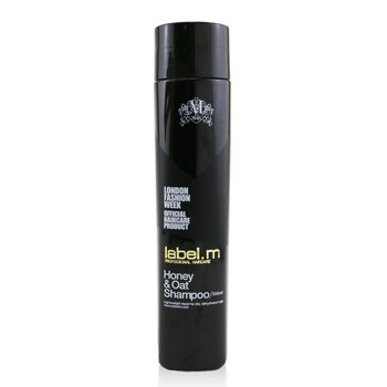 Label.M Honey & Oat Shampoo (Lightweight Repair For Dry, Dehydrated Hair)