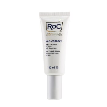 ROC Pro-Correct Anti-Wrinkle Rejuvenating Fluid - Advanced Retinol With Hyaluronic Acid