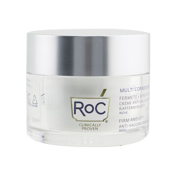 ROC Multi Correxion Firm + Lift Anti-Sagging Firming Rich Cream