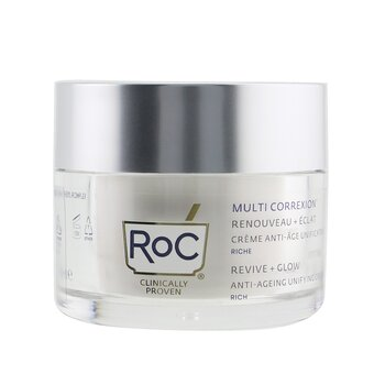 ROC Multi Correxion Revive + Glow Anti-Ageing Unifying Rich Cream