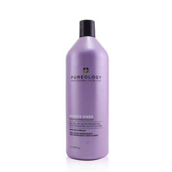 Pureology Hydrate Sheer Conditioner (For Fine, Dry, Color-Treated Hair)