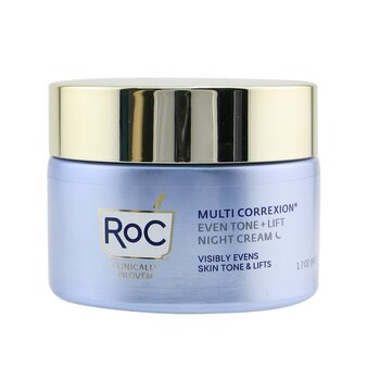 ROC Multi Correxion Even Tone + Lift - 5 In 1 Night Cream