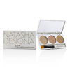 Natasha Denona On Cover Invisible Correcting Concealer Palette - # 01 Light - Medium