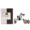 Laura Geller Chocolate Delights 6 Piece Full Size Face Collection - # Medium (Box Slightly Damaged)