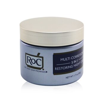 ROC Multi Correxion 5 in 1 Restoring Night Cream (Box Slightly Damaged)