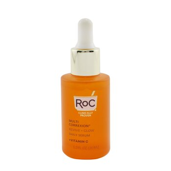 ROC Multi Correxion Revive + Glow Daily Serum (Box Slightly Damaged)